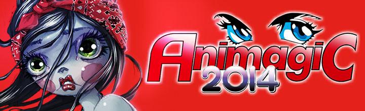 Alisik auf der AnimagiC 2014 in Bonn!