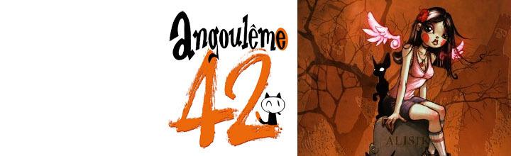 Alisik ist in Angoulême nominiert!